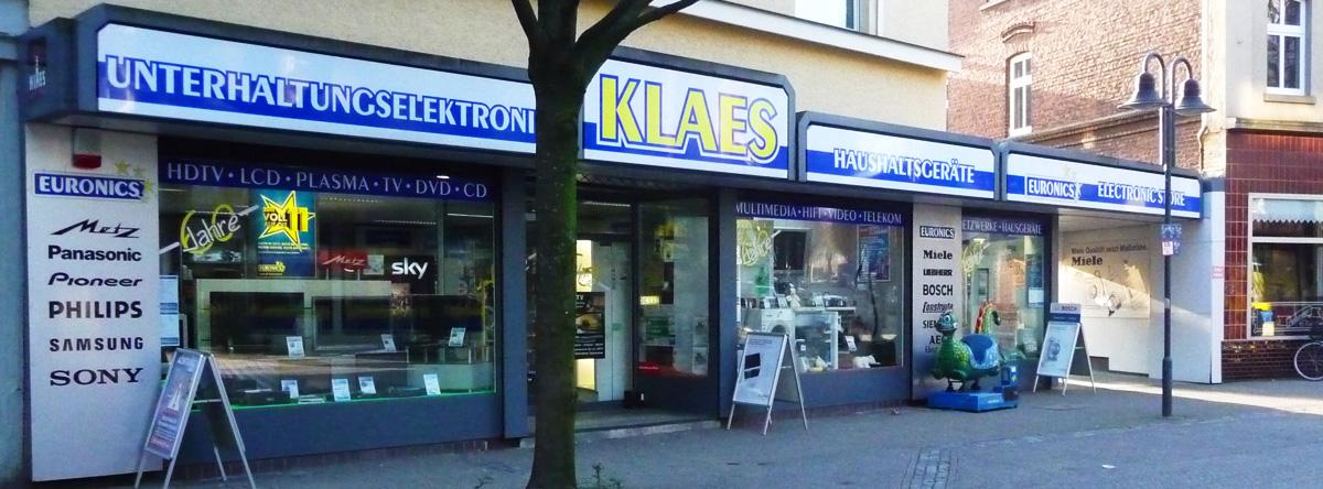 euronics elektrohaus klaes bochum 44892 yellowmap. Black Bedroom Furniture Sets. Home Design Ideas