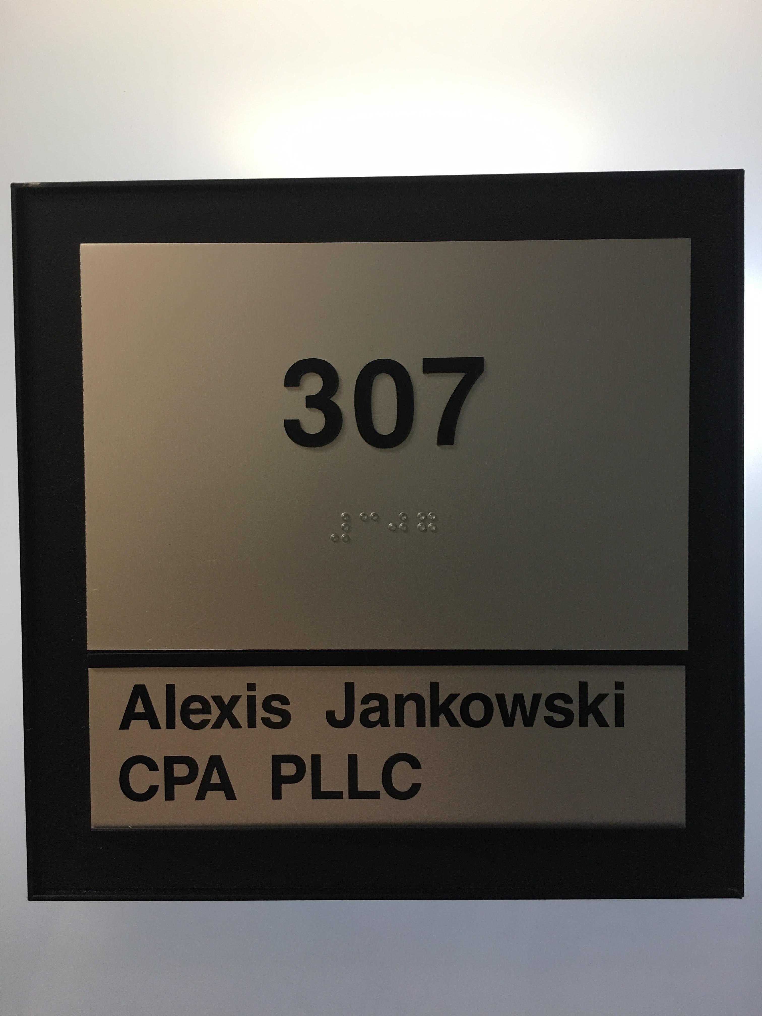Alexis Jankowski CPA PLLC