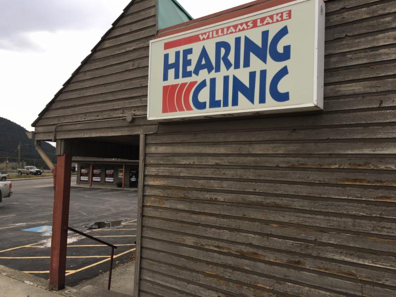 Williams Lake Hearing Clinic in Williams Lake: street view