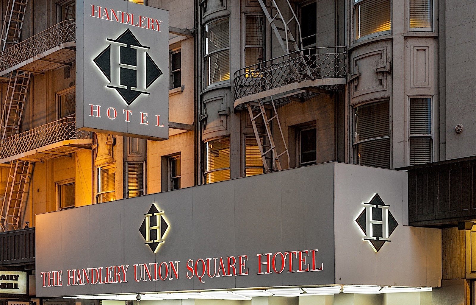 handlery union square hotel at 351 geary street san. Black Bedroom Furniture Sets. Home Design Ideas