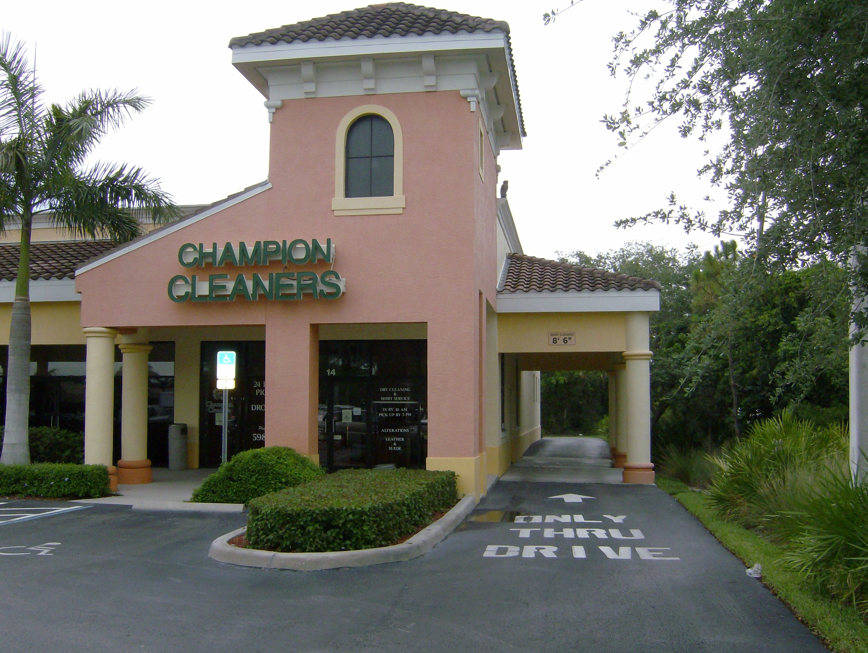 Champion Cleaners image 11