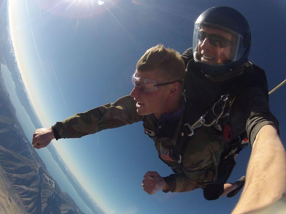 Skydive Lake Tahoe image 5