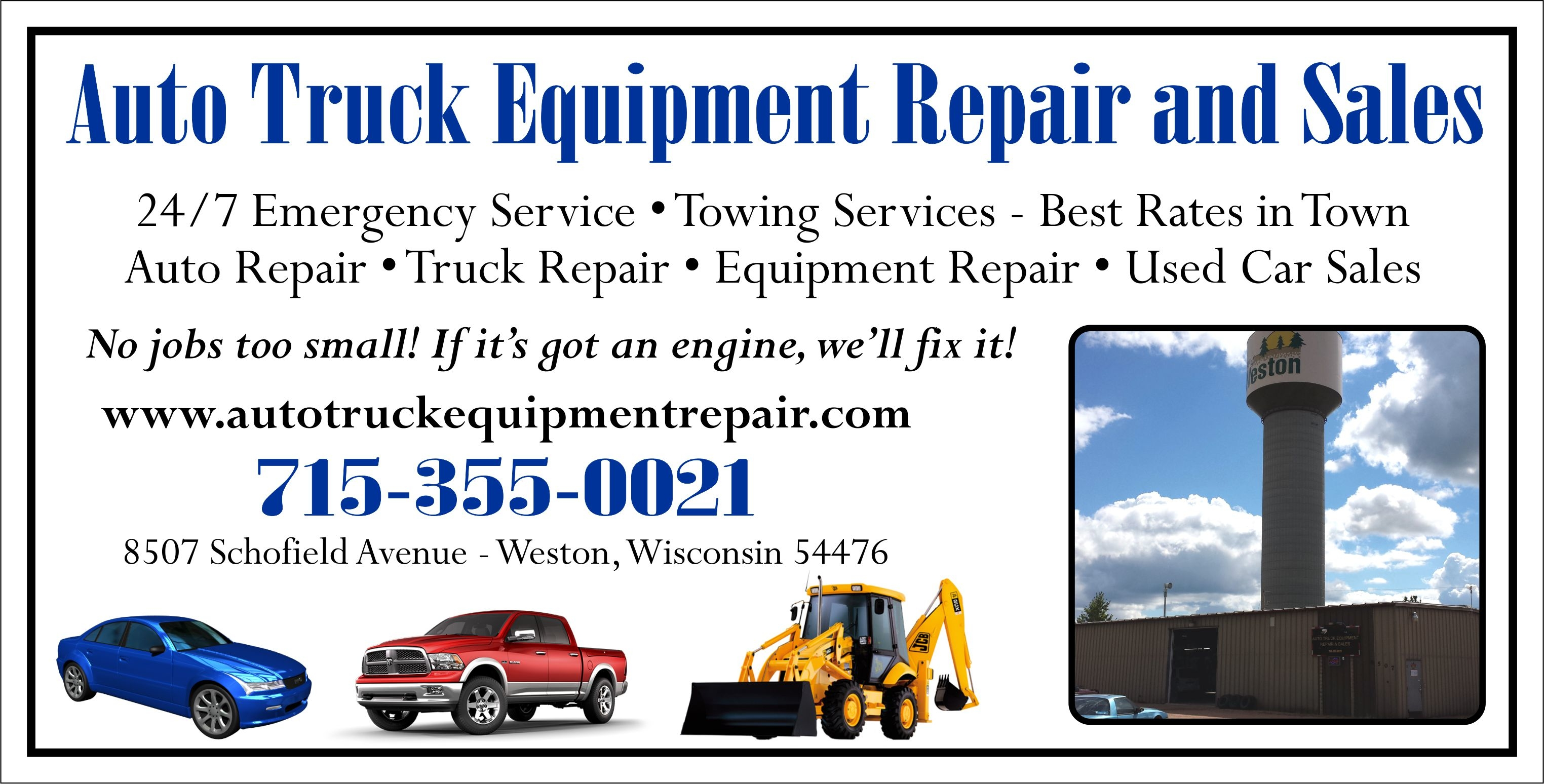 Auto Truck Equipment Repair and Sales image 1