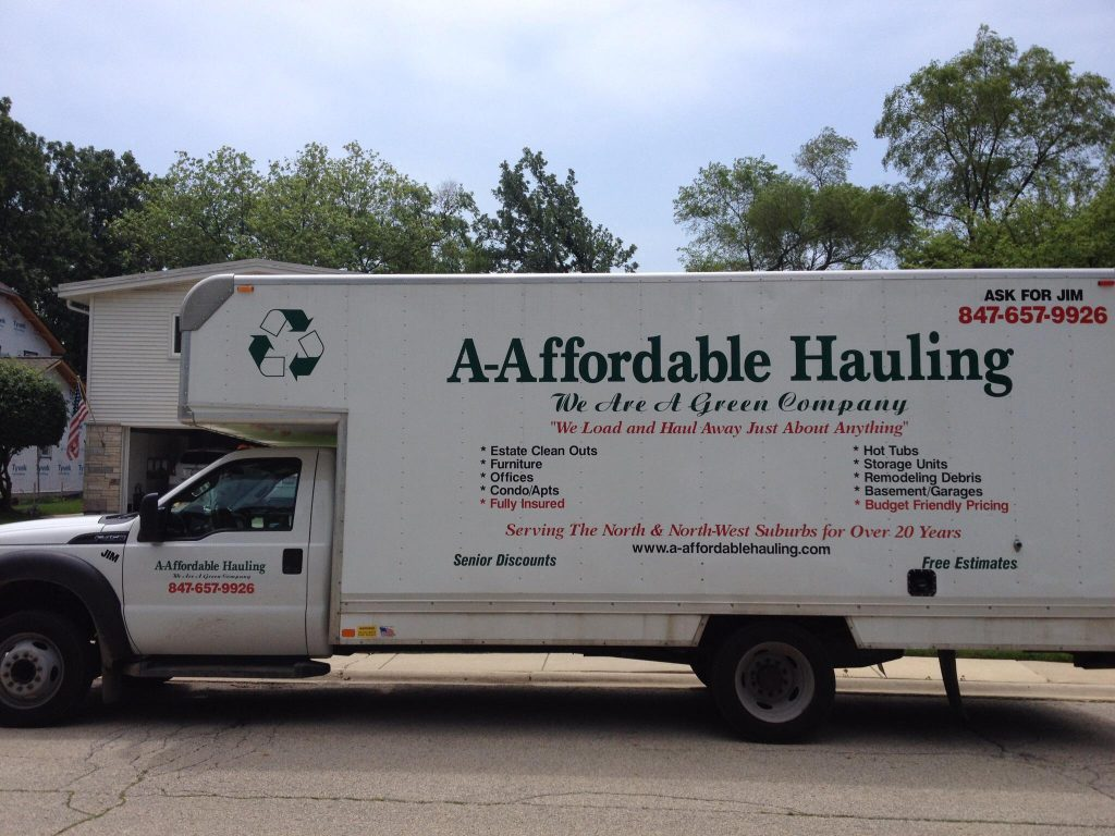 A-Affordable Hauling image 0