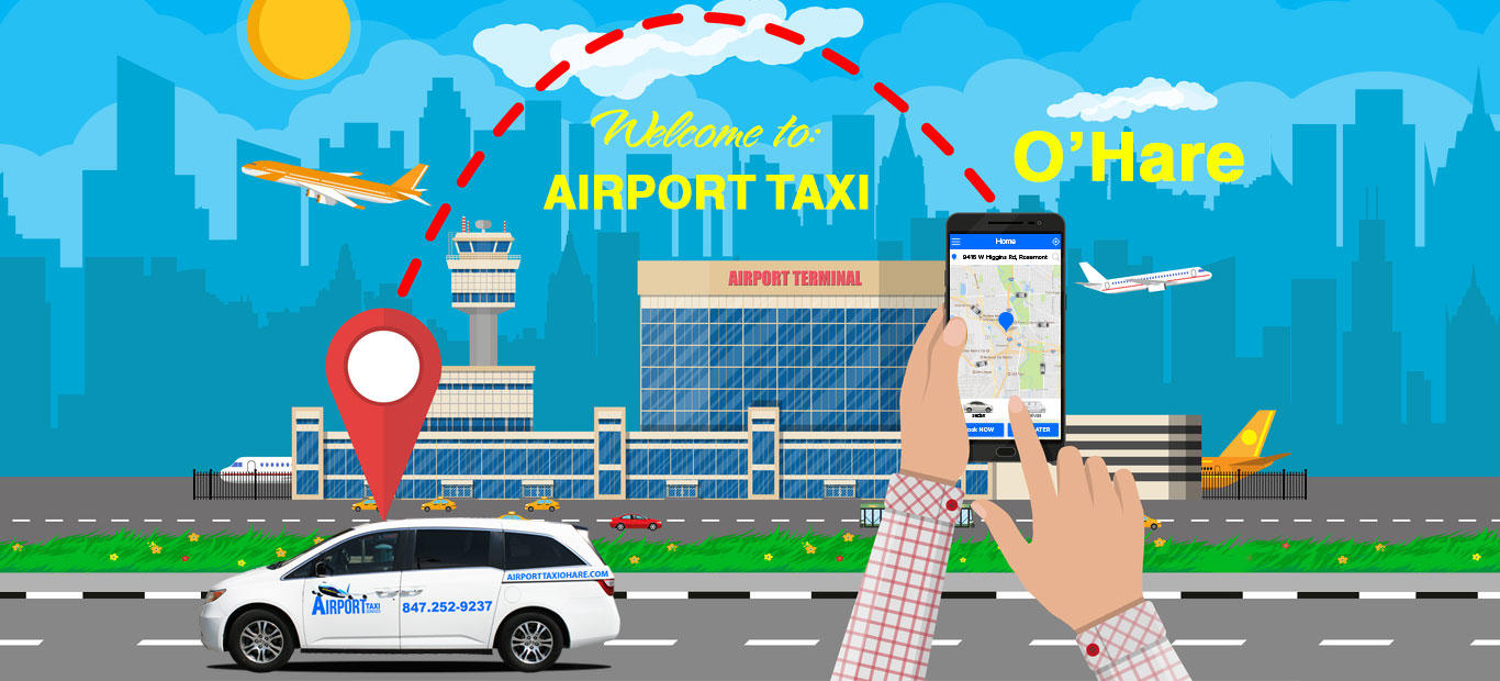 Airport Taxi OHare image 3