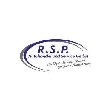 Logo von R.S.P. Autohandel u. Service GmbH Autohaus am Sachsenring