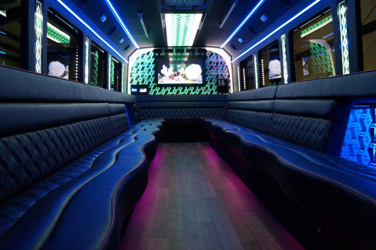 A Perfect Touch Limo and Party Bus