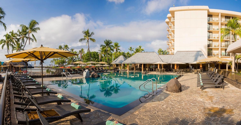 Courtyard King Kamehameha's Kona Beach Hotel in Kailua ...