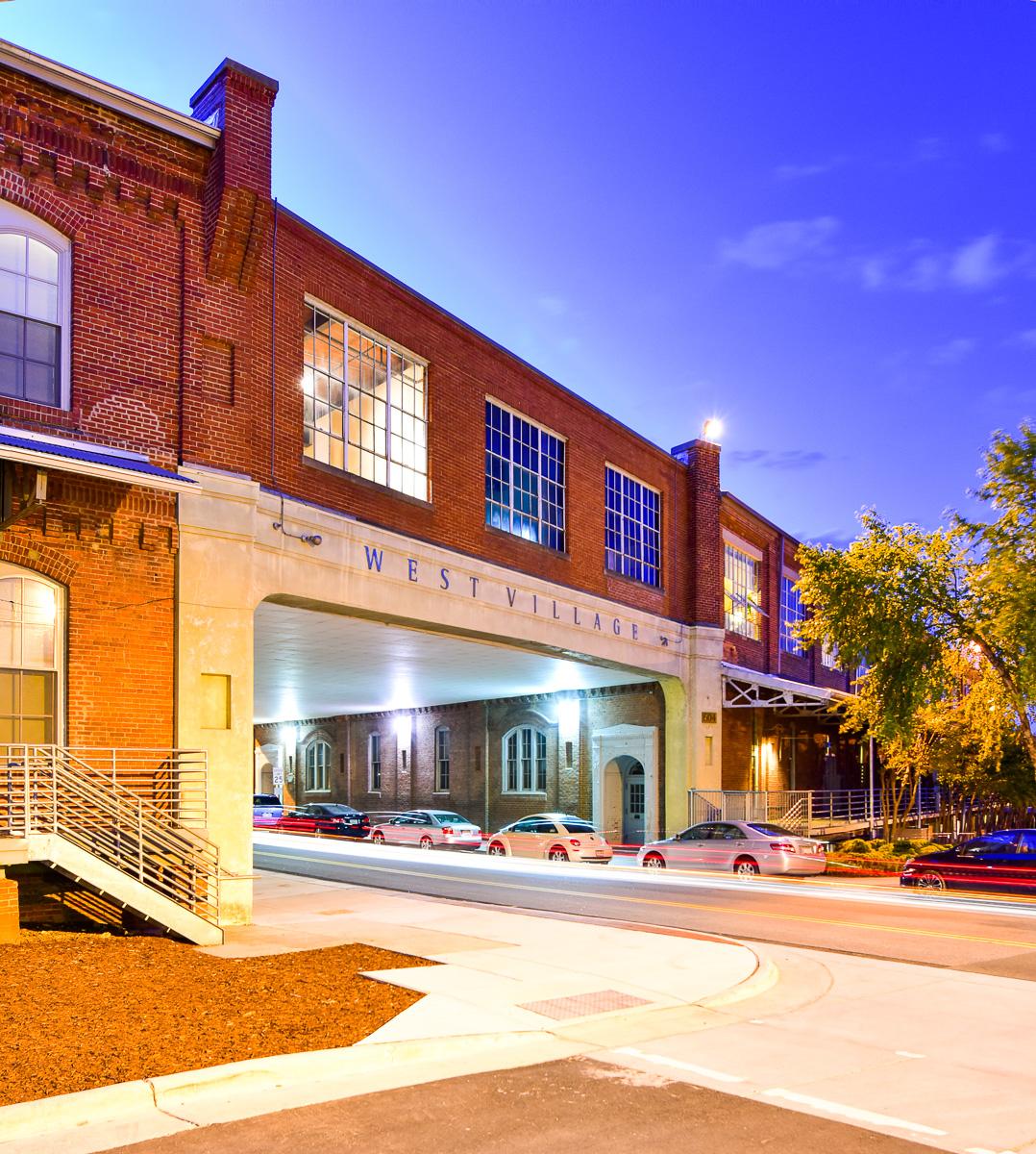 West Village In Durham, NC