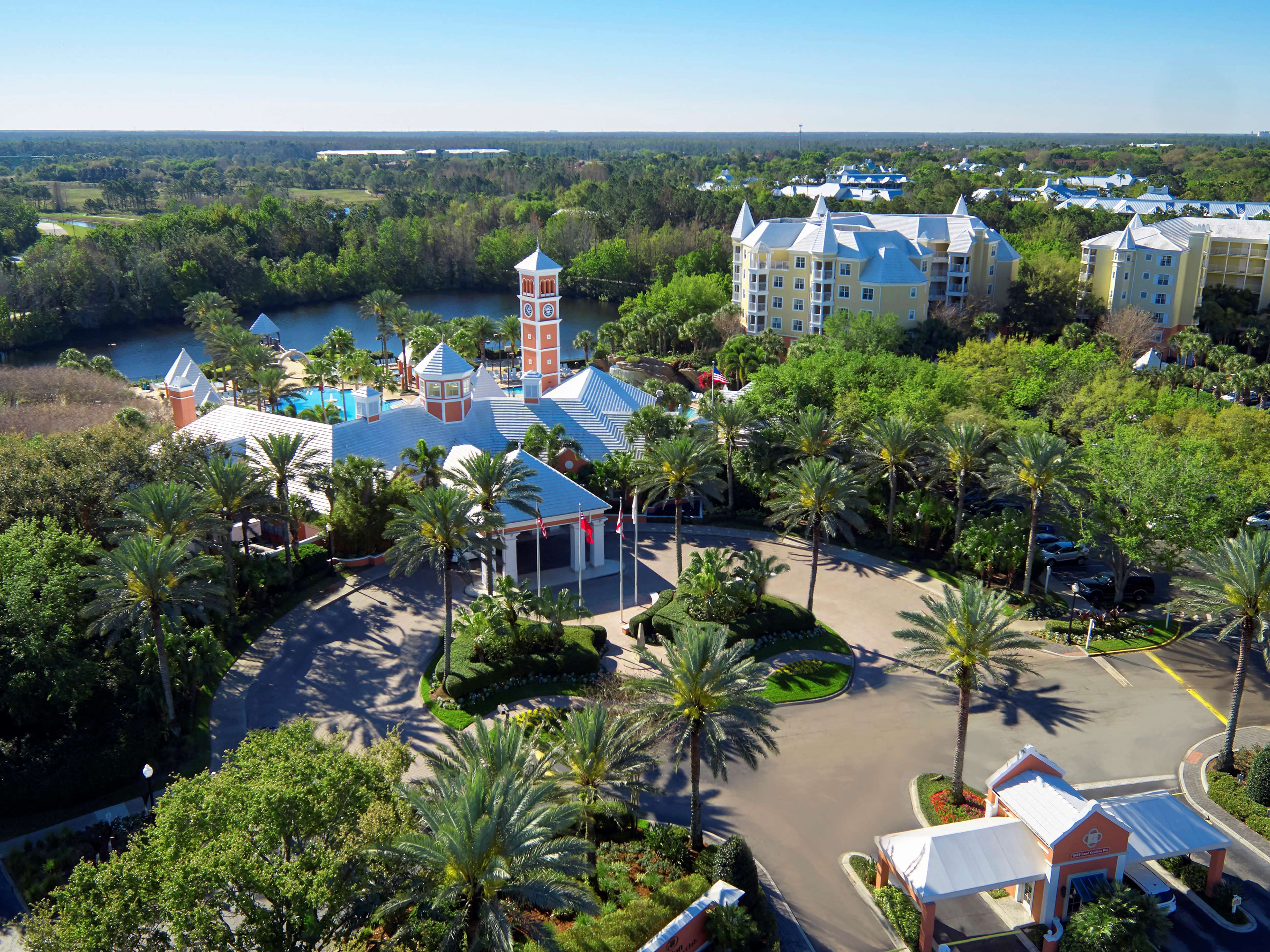 Hilton Grand Vacations at SeaWorld