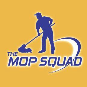 Mop Squad Cleaning Service LLC Logo