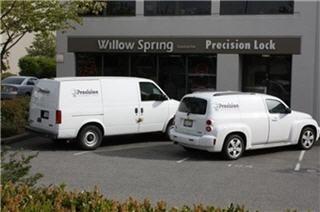 Precision Locksmithing Corp