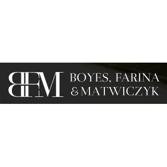 Boyes, Farina & Matwiczyk