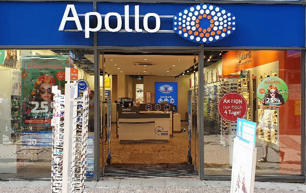 Apollo-Optik, Limbecker Str. 45 in Essen