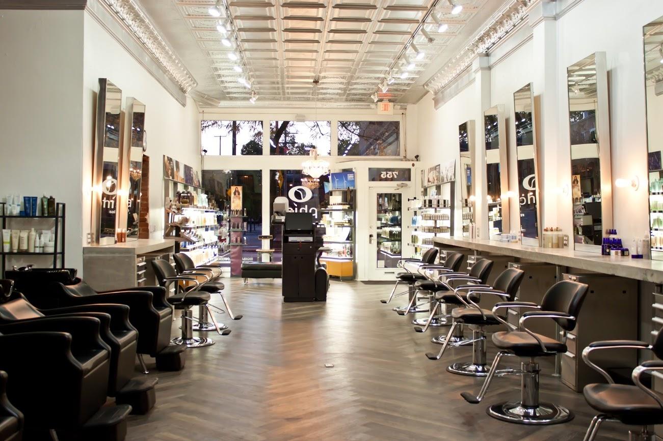 Phia salon columbus oh company page for Hair salon companies