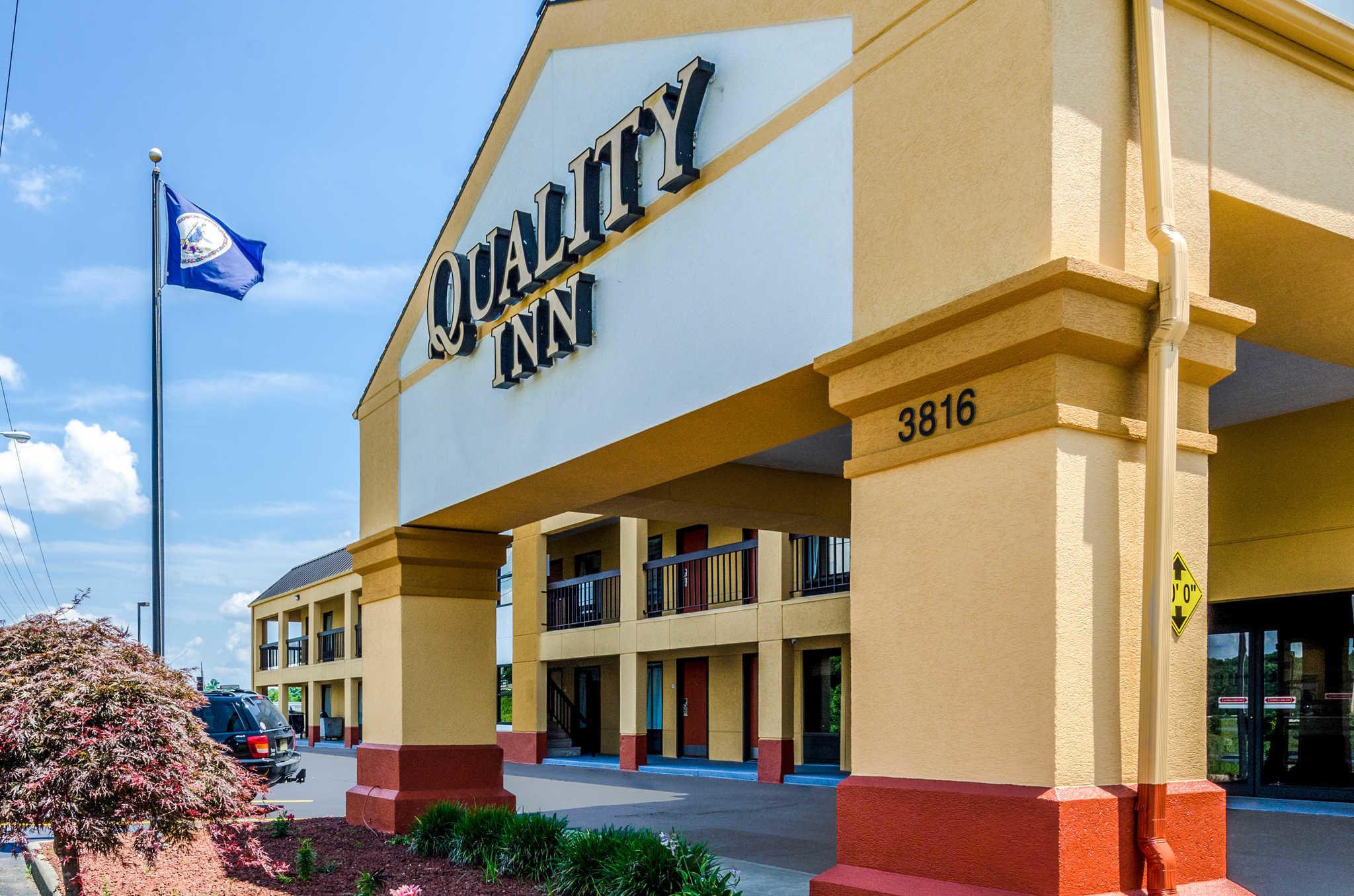 Motels Near Roanoke Airport