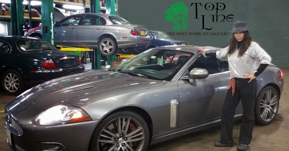 Top Line Jag Repair image 0