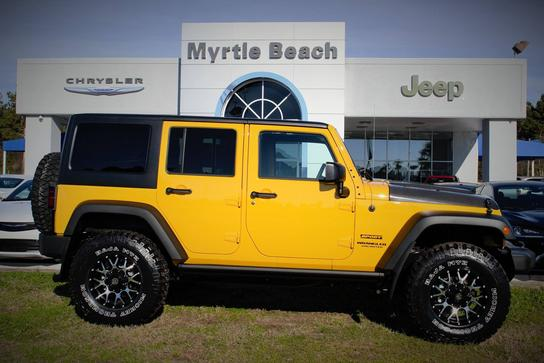 Myrtle Beach Chrysler Jeep image 2