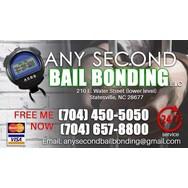Any Second Bail Bonding LLC