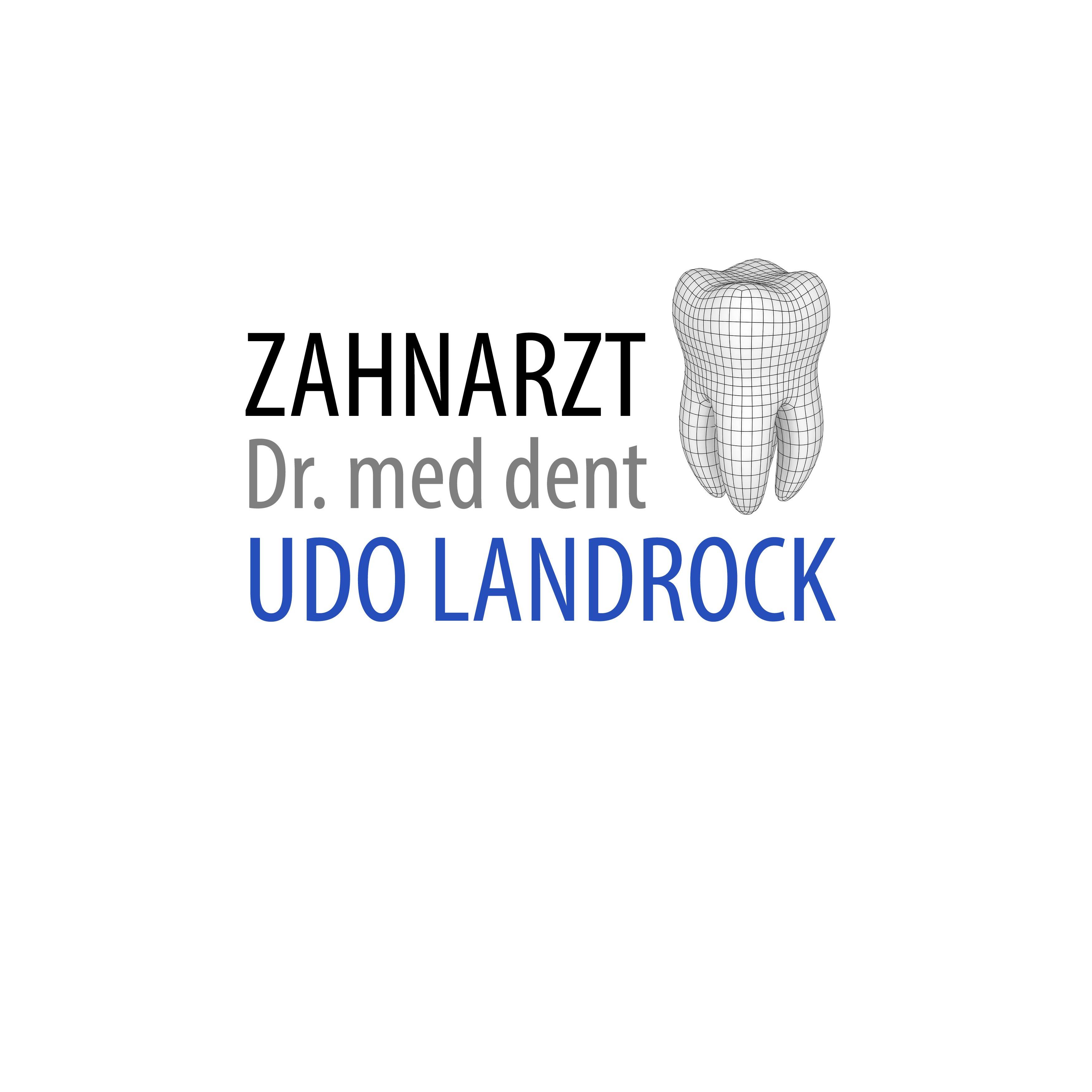 Dr. med. dent. Udo Landrock in Berlin
