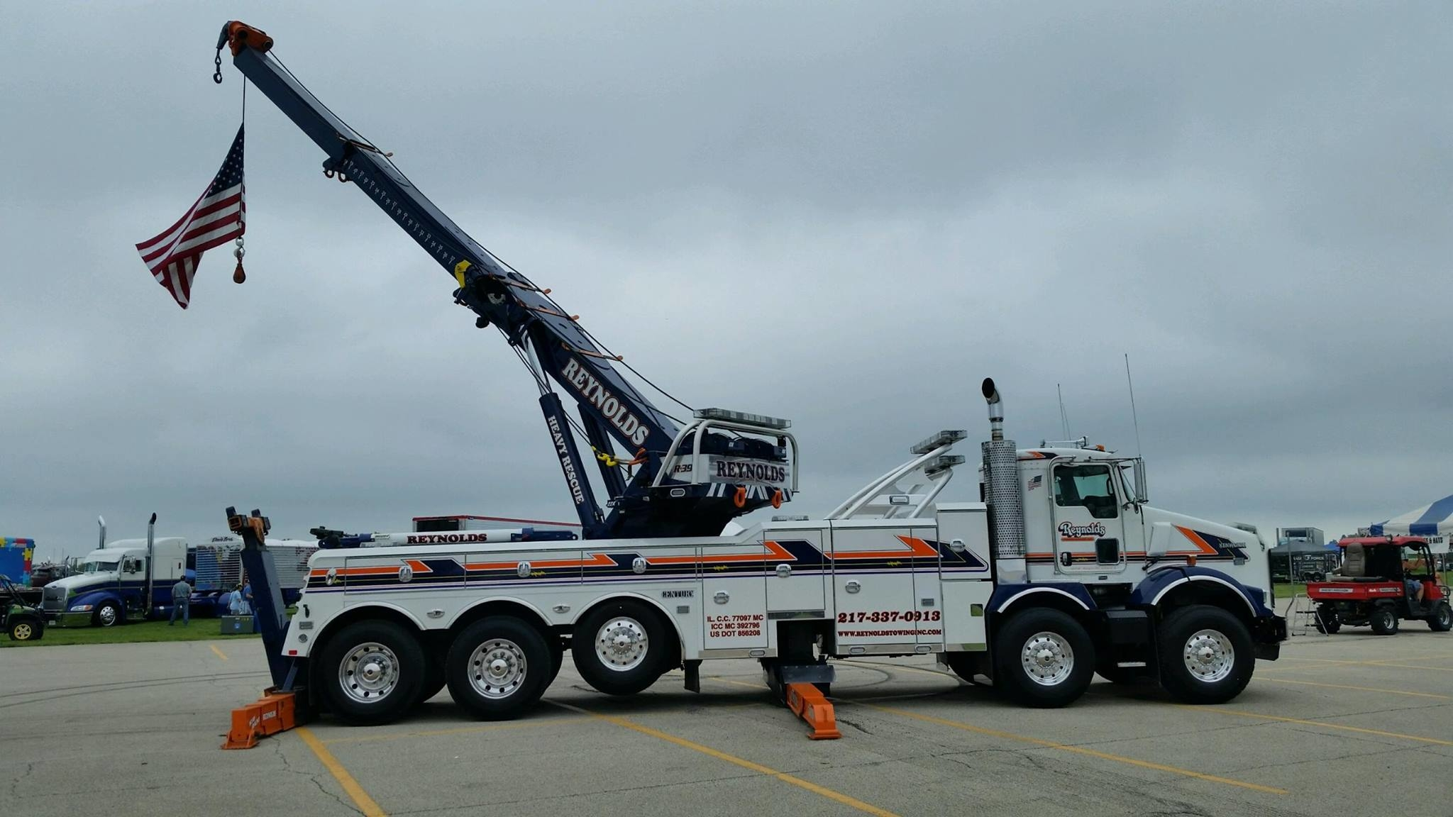 Reynolds Towing Service image 27