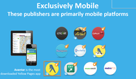 Our mobile publishers