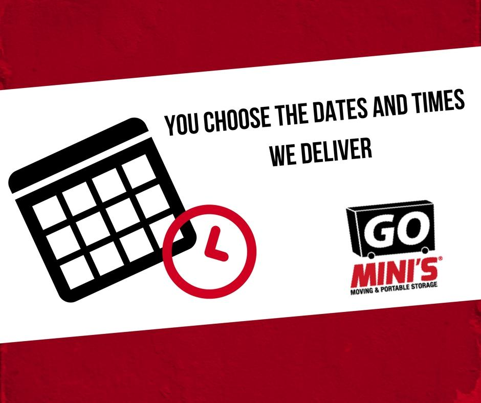 Go Mini's Moving & Portable Storage image 70