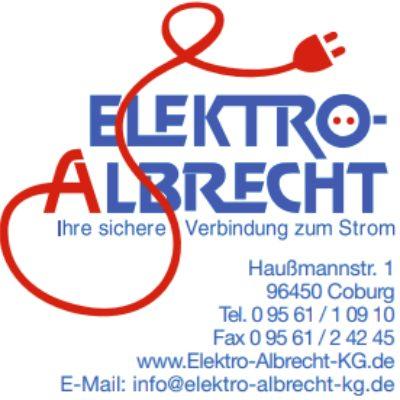 Logo von Elektro-Albrecht GmbH & Co.KG