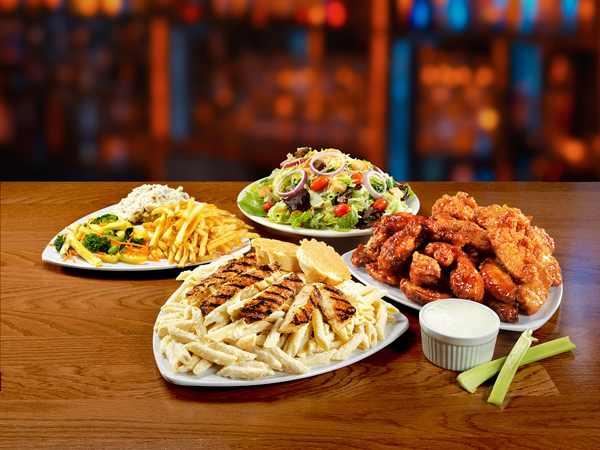 Learn more about the catering options at WINGERS.
