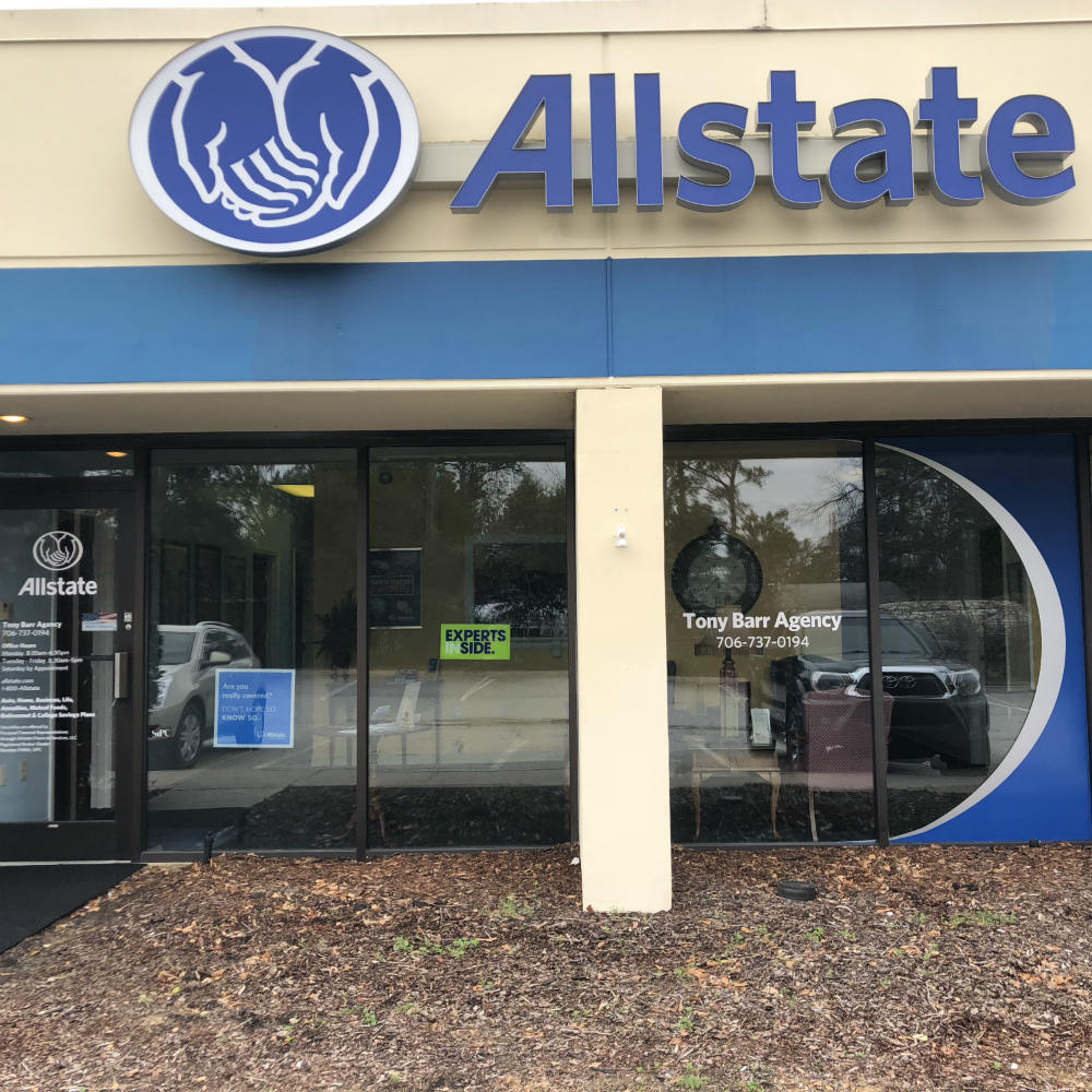Allstate Insurance Agent: Tony Barr image 1