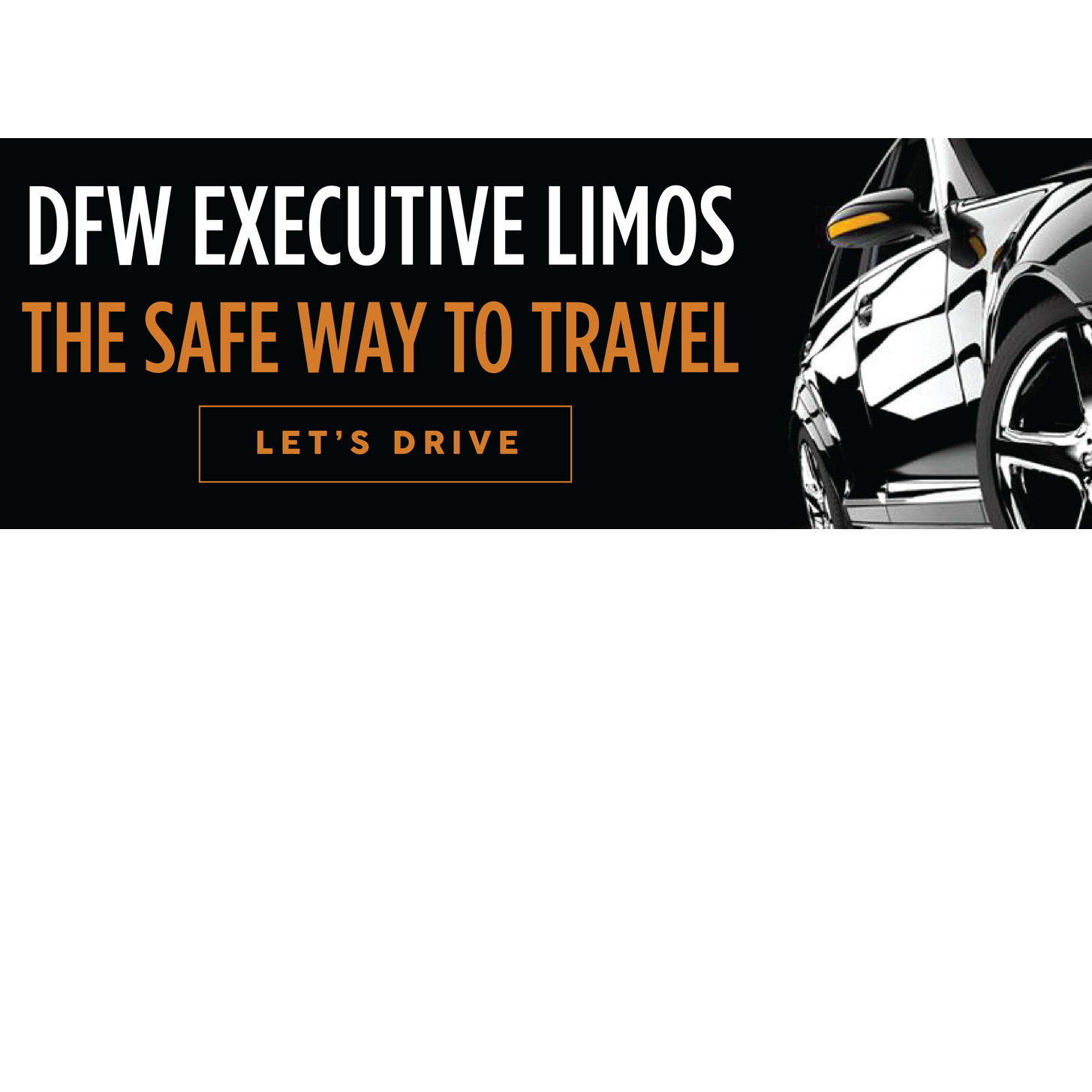 image of the DFW Executive Limos