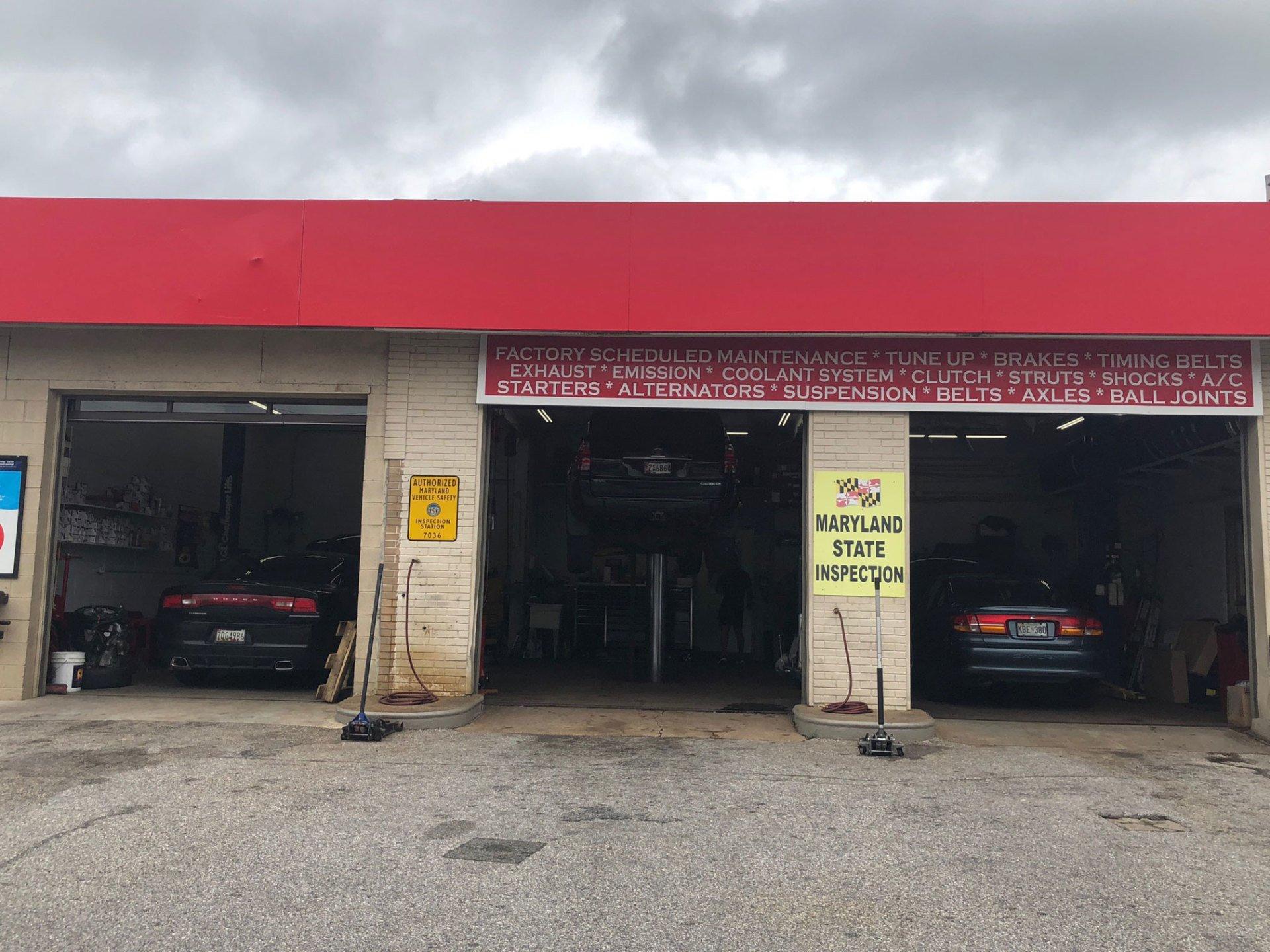 Exxon Auto Service Center