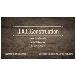J.A.C. Construction