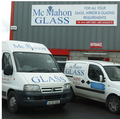 McMahon Glass Ltd