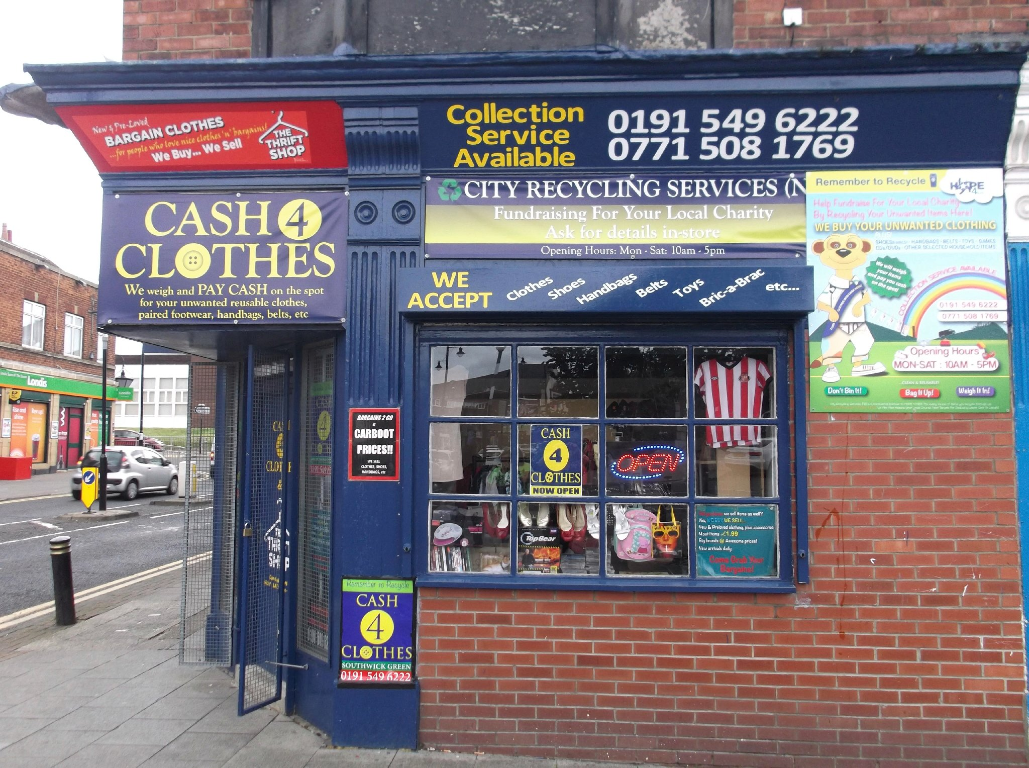 Cash 4 clothes in Sunderland, reviews by real people. Yelp is a fun and easy way to find, recommend and talk about what's great and not so great in Sunderland and beyond.