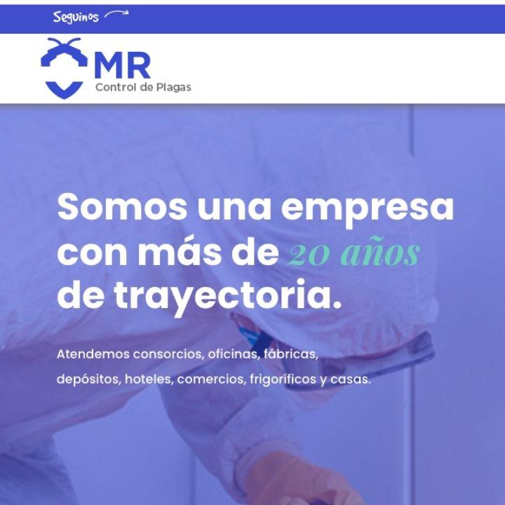 Mr Control de Plagas