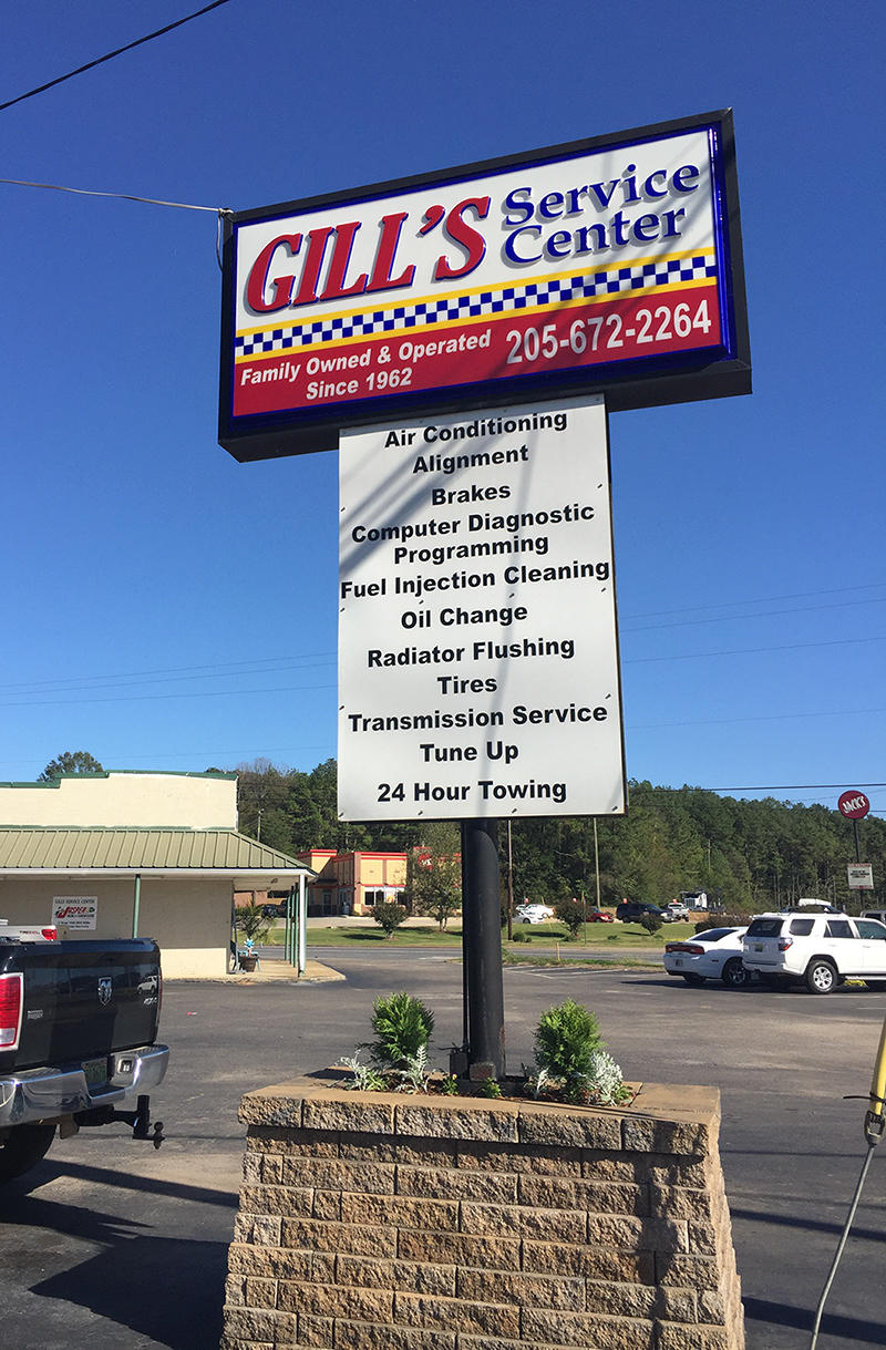 Gill's offers services that will keep your vehicle running properly at all times. Our team of certified, expert auto service and repair technicians have years of experience performing everything from oil changes to a complete engine overhaul.
