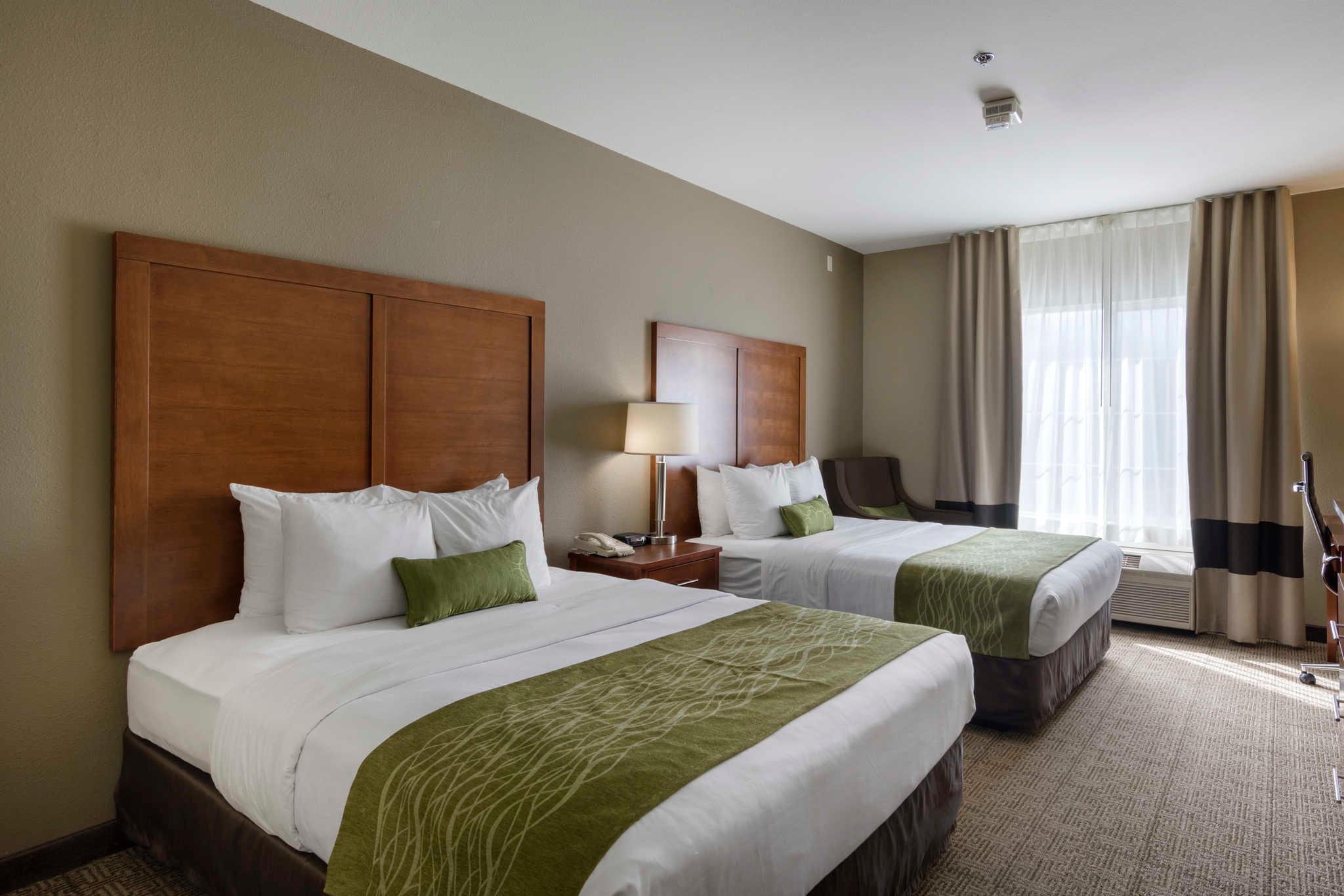 Comfort Inn & Suites Sacramento - University Area image 13