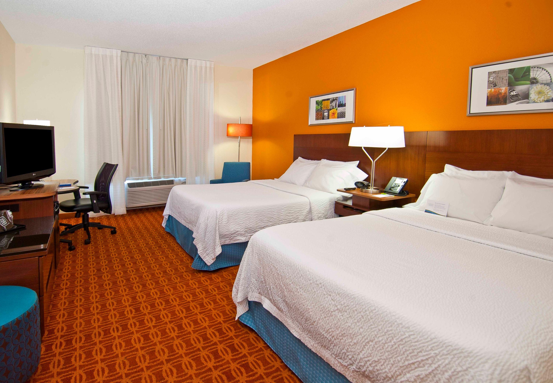 Fairfield Inn & Suites by Marriott Jackson Airport image 11