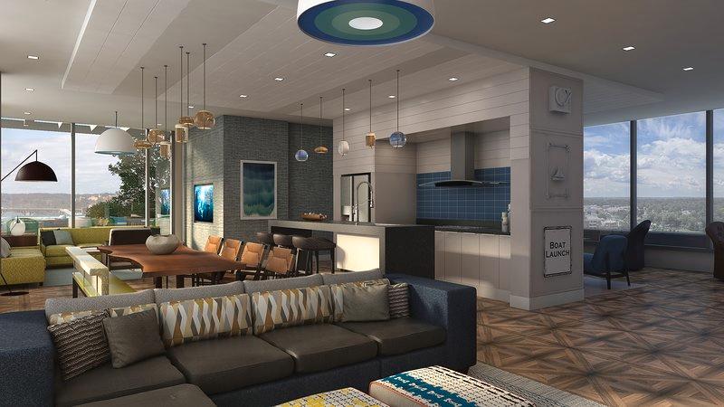 Boathouse Apartments image 1