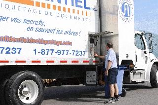 Confidentiel Déchiquetage De Documents Inc à Saint-Jérôme