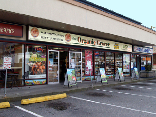 The Organic Grocer in Surrey