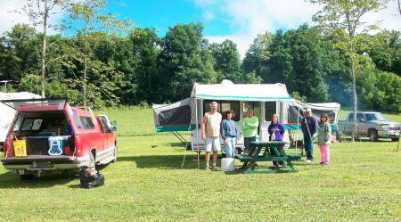 Chimney Rock Canoe Rental & Campground image 4