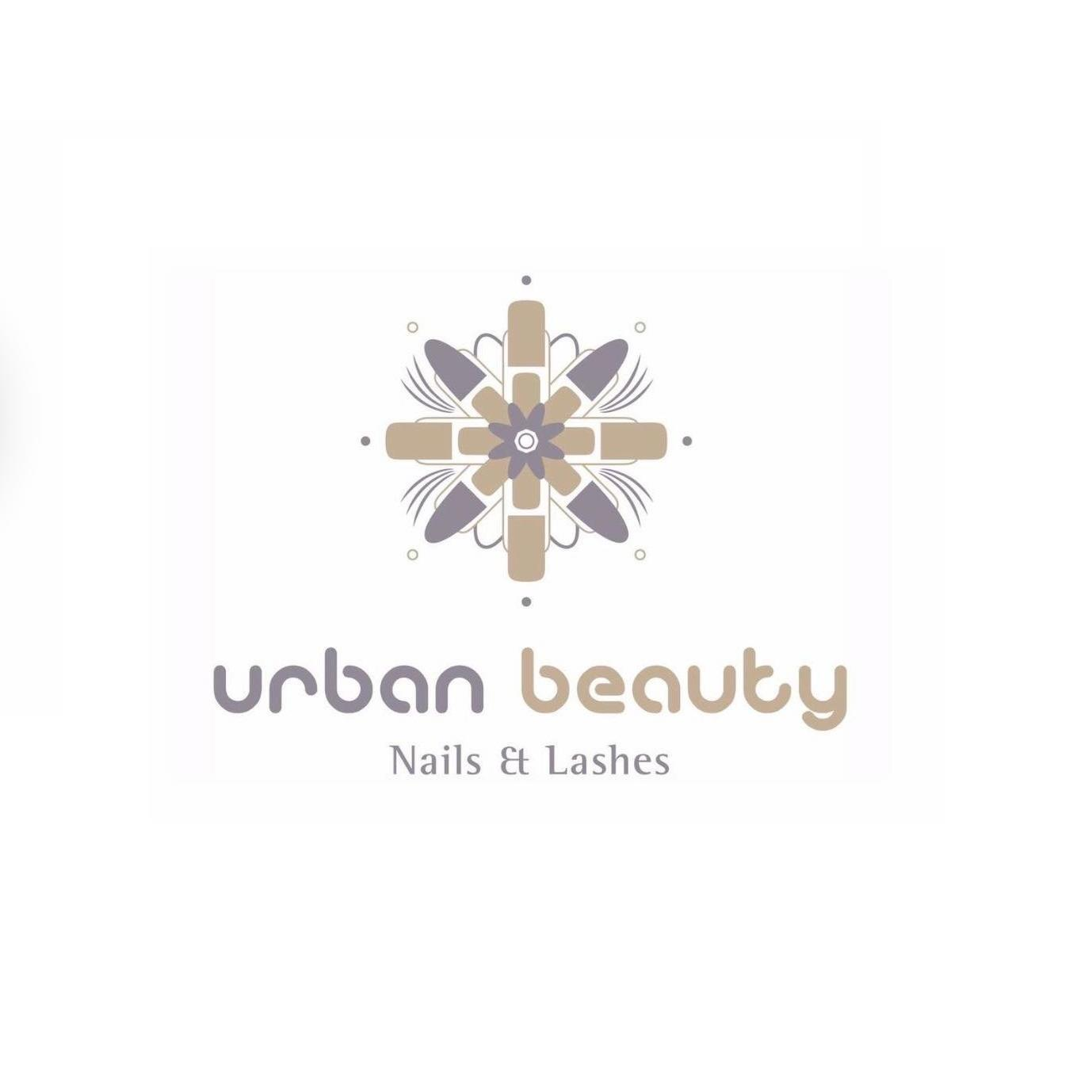 Logo von urban beauty Nails & Lashes