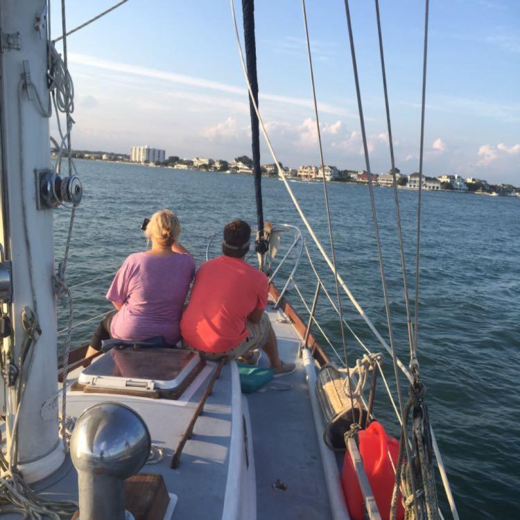 Shamrock Sailing Adventures image 1