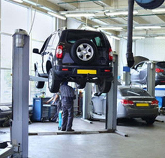 Blackburn Tyres & Mot Centre