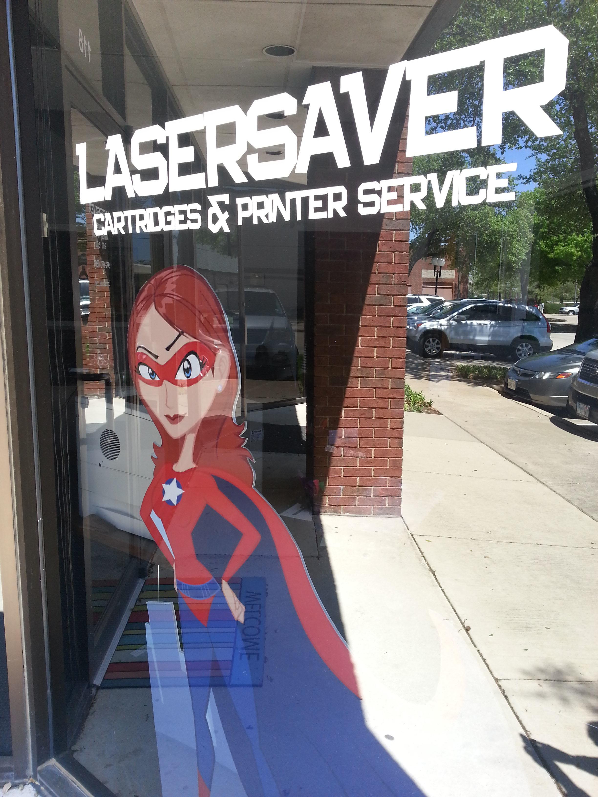 LaserSaver