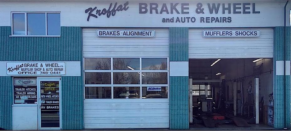 Kroffat Brake & Wheel Ltd