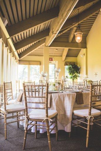 Banquet Room - Rock Creek Country Club in Portland