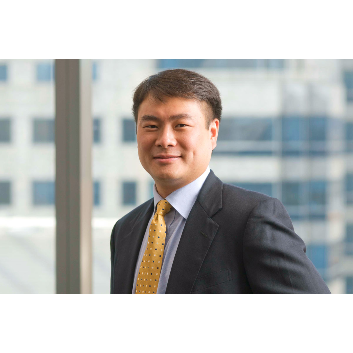 James Huang - Memorial Sloan Kettering